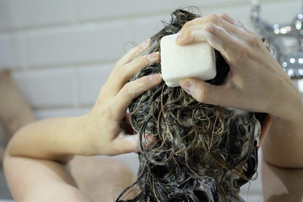 Shampoing Sec pour femme